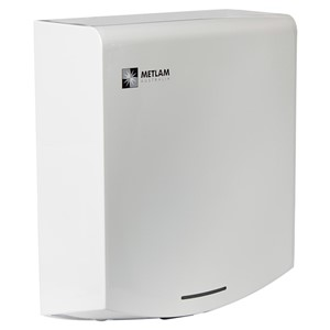 Picture of Metlam Eclipse Auto Operation Hand Dryer - White