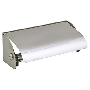 Picture of Metlam Dual Lockable Toilet Roll Holder - SSS