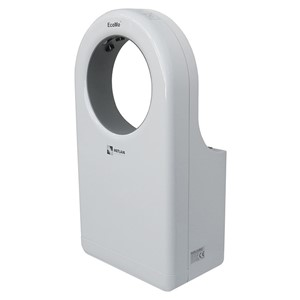 Picture of Metlam EcoMo Auto Operation High Speed Hand Dryer - White