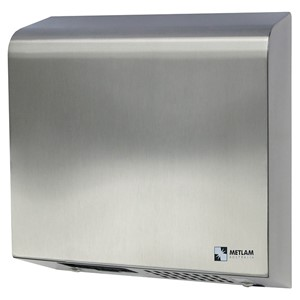 Picture of Metlam Slimline Auto Hand Dryer - SSS