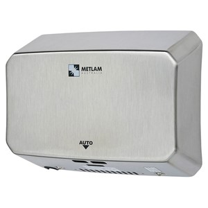 Picture of Metlam Slimline Eco Auto Operation Hand Dryer - SSS