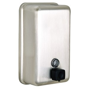 Picture of Metlam Vertical Soap Dispenser - SSS