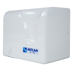 Picture of Metlam Auto Operation ABS Hand Dryer - White